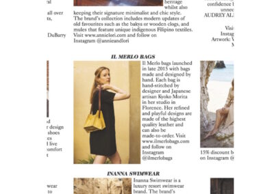 PROJECT: British Vogue Jan-Mar 2020